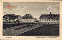 Eschweiler in Nordrhein Westfalen, Kaserne des Inf. Rgt. No. 161