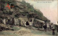 Rabat Marokko, Eboulement a Rabat 2 Janvier 1914, 26 cadavres