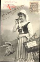 Spécialités de Pays, Truffes du Perigord, Franzosin, Schwein, Trüffel
