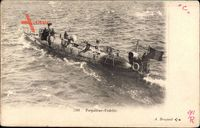 Französisches Kriegsschiff, Torpilleur Vedette, Torpedoboot