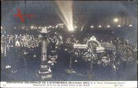Exposition Décennale de lAutomobile, Novembre 1907