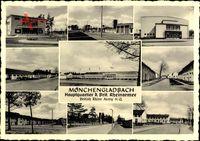 Mönchengladbach, Hauptquartier der Brit. Rheinarmee, Kasernen