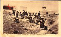 Gabès Tunesien, Marabout et Cimetière de Boulbaba