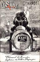 Le Sadi, Apératif, Fernand, Champion de Monde, Gewichtheber