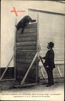 Saut de la palissade, par Ducon, Chien de berger belge, Hundedressur