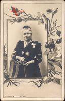 Passepartout Victoria von Großbritannien und Irland, Mutter Wilhelm II.