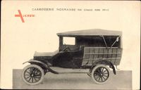 Carrosserie Normande sur chassis Ford, Automobil, Holzverkleidung