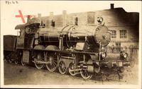 Deutsche Eisenbahn, Lokomotive, Pfalz B, 3B1