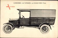 Carrosserie, La Tapissière, Chassis Fort I Tonne, LKW