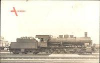 Deutsche Eisenbahn, Lokomotive, Kohlentender, E