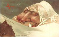 Le Dent blanche, Der weiße Zahn, Killinger No 108, Berggesichter
