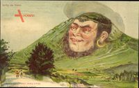 Le Puy de Dome, Berggesichter, Killinger No 150