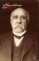 Georges Clemenceau, Französischer Politiker, Parti radical