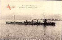 Französisches Kriegsschiff, Marine Militaire, Algérien, Torpilleur