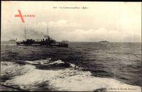 Französisches Kriegsschiff, Contre Torpilleur, Epée