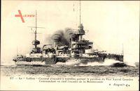 Französisches Kriegsschiff, Le Suffren, Cuirassé dEscadre