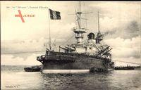 Französisches Kriegsschiff, St. Louis, Cuirassé dEscadre