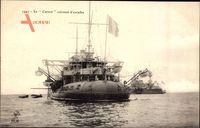 Französisches Kriegsschiff, Carnot, Cuirassé descadre