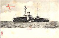 Französisches Kriegsschiff, Formidable, Marine Militaire Francaise