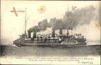 Französisches Kriegsschiff, Guichen, Croiseur de 1re classe
