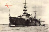 Französisches Kriegsschiff, Cuirassé dEscadre, Démocratie