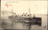 Französisches Kriegsschiff, Croiseur Cuirassé, Condé, Marine Militaire