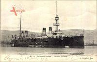 Französisches Kriegsschiff, Dupetit Thouars, Croiseur cuirassé