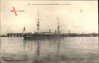 Französisches Kriegsschiff, Croiseur cuirassé, Latouche Tréville