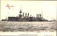 Französisches Kriegsschiff, Jeanne dArc, Croiseur cuirassé