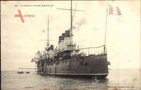 Französisches Kriegsschiff, Croiseur cuirassé, Jeanne dArc