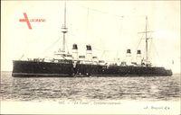 Französisches Kriegsschiff, Le Condé, Croiseur cuirassé