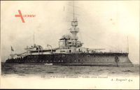 Französisches Kriegsschiff, Amiral Tréhouart, Garde côtes cuirassé