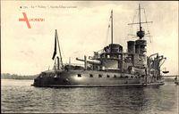 Französisches Kriegsschiff, Le Valmy, Garde Côtes cuirassé