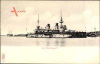 Französisches Kriegsschiff, Charlemagne, Cuirassé