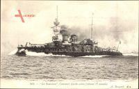 Französisches Kriegsschiff, Bouvines, Cuirassé Garde Côtes