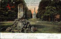 Detmold in Nordrhein Westfalen, Bismarck und Hermann Denkmal