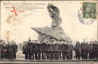 Ferryville Tunesien, Inauguration du Monument du Farfadet et Lutin