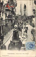 Fuenterrabia Baskenland, Viernes Santo, Mater Doloroso