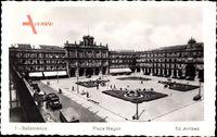 Salamanca Castilla y León, Plaza Mayor, Hauptplatz