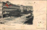 Donostia San Sebastián Baskenland, Avenida de la Libertad, Straße