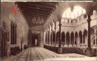 Barcelona Katalonien, Diputacion, Galeria, Rathaus, Innenansicht