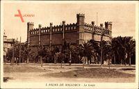 Palma Mallorca Balearische Inseln, La Lonja, Markthallen