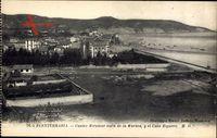 Fuenterrabia Baskenland, Casino Miramar vista de la Marina, Cabo Higuero
