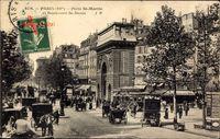 Paris 10e, Porte St. Martin et Boulevard St. Denis