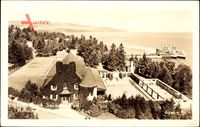 La Malbaie Quebec, Murray Bay, Manoir Richelieu, Casino and Swimming Pool
