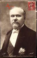 Président de la France Raymond Poincaré, Portrait