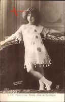 Prinzessin Marie José de Belgique, Tochter Albert I.