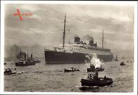 Dampfschiff Bremen, Norddeutscher Lloyd Bremen, Schleppschiffe