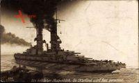 Deutsches Kriegsschiff, Kritischer Augenblick, SMS Gr. Kurfürst
