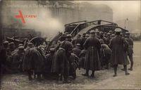 Berlin, Straßenkämpfe, Generalstreik, Märzkämpfe 1919, Panzer, Bülowplatz